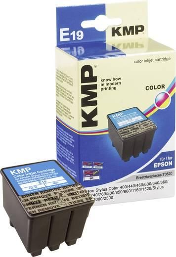 KMP Tintenpatrone E19 Cyan;Magenta;Gelb 0965,0030