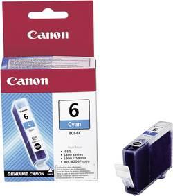Image of Canon Tinte BCI-6C Original Cyan 4706A002