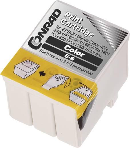 Tintenpatrone E-6 Cyan;Magenta;Gelb