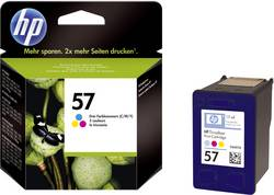 Náplň do tlačiarne HP 57 C6657AE, zelenomodrá, purpurová, žltá