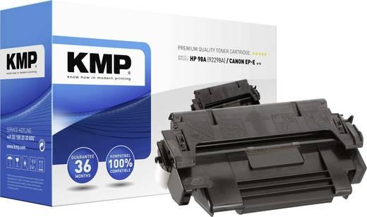 KMP Toner ersetzt HP 98A, 92298A Kompatibel Schwarz 6800 Seiten N°298A (92298A)
