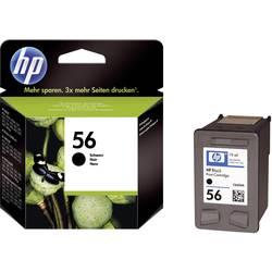 Náplň do tlačiarne HP 56 C6656AE, čierna