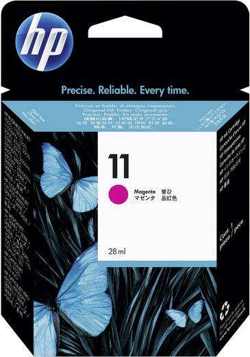 HP Tinte 11 Original Magenta C4837A