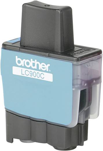 Brother Tintenpatrone LC-900 Cyan LC900C