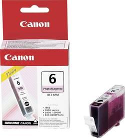 Image of Canon Tinte BCI-6PM Original Photo Magenta 4710A002