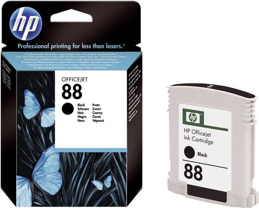 HP Tinte 88 Original Schwarz C9385AE