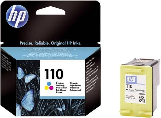 HP Tinte 110 Original Cyan, Magenta, Gelb CB304AE
