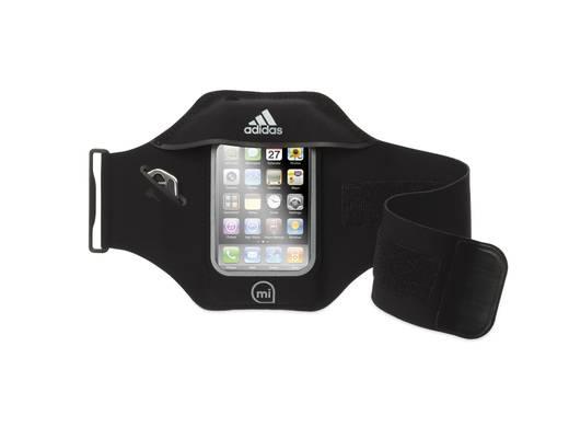 iPhone Armband Griffin SportCase Adidas miCoach Armband Black i , Schwarz