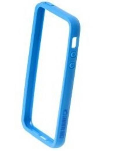 iPhone Bumper Cool Bananas HardCase FRAMEit Bumper Passend für: Apple iPhone 5, Apple iPhone 5S, Apple iPhone SE, Blau