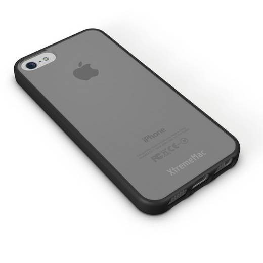 iPhone Backcover XtremeMAC HardCase Microshield Accent Passend für: Apple iPhone 5, Apple iPhone 5S, Apple iPhone SE, Li