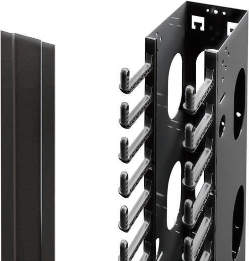 19 Zoll Netzwerkschrank-Kabelführung 36 HE Rittal 5502.105 Schwarz