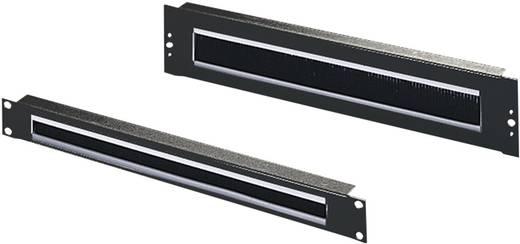 19 Zoll Netzwerkschrank-Kabelführung 2 HE Rittal 5502.265 Schwarz