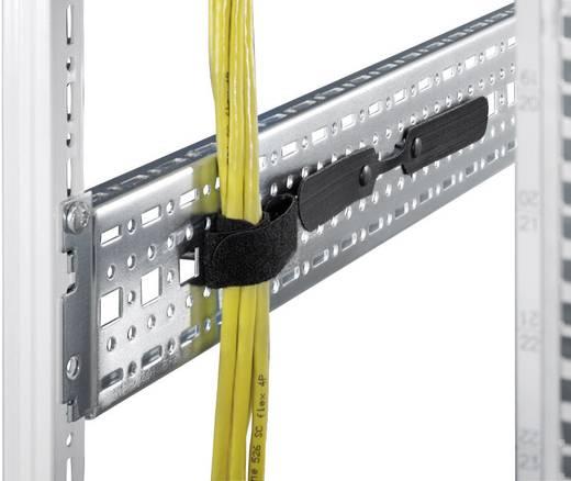19 Zoll Netzwerkschrank-Kabelführung 200 mm Rittal 7072.230 Schwarz