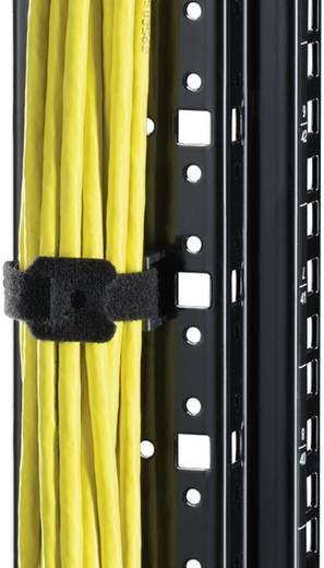 19 Zoll Netzwerkschrank-Kabelführung Rittal 5502.155 Schwarz