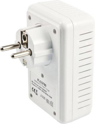 Powerline Einzel Adapter 500 MBit/s Allnet ALL168255SINGLE