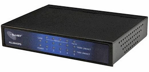 Allnet 5 Port Gigabit Switch mit POE Speisung