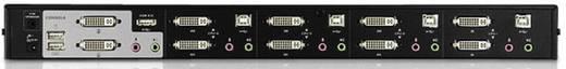 4 Port KVM-Umschalter DVI USB 2560 x 1600 Pixel CS1644-AT-G ATEN