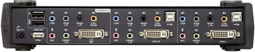 2 Port KVM-Umschalter DVI USB 2560 x 1600 Pixel CS1782A-AT-G ATEN