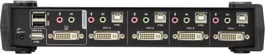 4 Port KVM-Umschalter DVI USB 2560 x 1600 Pixel CS1784A-AT-G ATEN