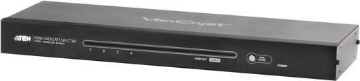 ATEN VS1804T-AT-G 4 Port HDMI-Splitter 1920 x 1080 Pixel Schwarz