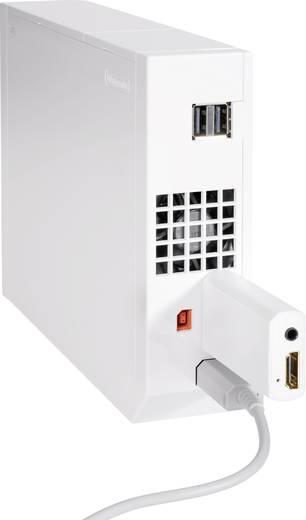 Wii / HDMI Adapter [1x Wii AV-Stecker - 1x HDMI-Buchse] Weiß