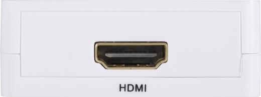 AV Konverter [VGA, Klinke - HDMI] 1920 x 1080 Pixel SpeaKa Professional mit Upscaler