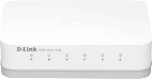 Netzwerk Switch RJ45 D-Link GO-SW-5G 5 Port 1 GBit/s