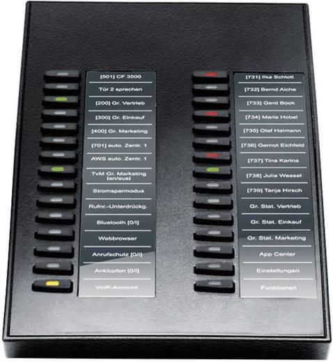 Erweiterungsmodul Auerswald COMfortel Xtension 300 schwarz