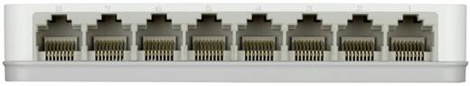 D-Link GO-SW-8G Netzwerk Switch RJ45 8 Port 1 Gbit/s