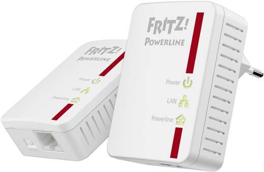 AVM FRITZ!Powerline 510E Set Powerline Starter Kit 500 MBit/s