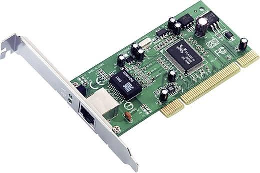 Netzwerkkarte 100 MBit/s LogiLink PC0012 PCI, LAN (10/100 MBit/s)
