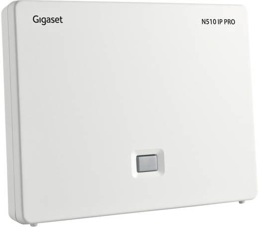 Telefonanlage, VoIP Gigaset Pro N510 IP Anzahl Nebenstellen (FXS): 0 Anzahl ISDN-Anschlüsse (S0): 0 Bluetooth