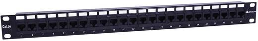 24 Port Netzwerk-Patchpanel Intellinet 513555 CAT 5e 1 HE