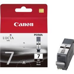 Náplň do tlačiarne Canon PGI-7BK 2444B001, čierna