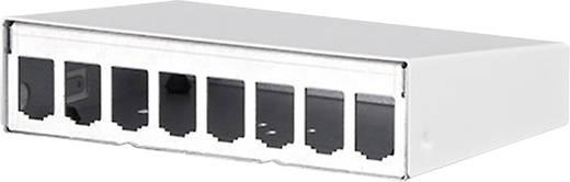 8 Port Netzwerk-Patchpanel Metz Connect 130861-0802-E Unbestückt 1 HE