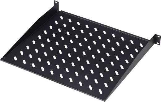 19 Zoll Netzwerkschrank-Geräteboden 1 HE Digitus Professional DN-19 TRAY-1-SW Festeinbau Geeignet für Schranktiefe: ab 450 mm Schwarz