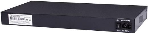 19 Zoll Netzwerk-Switch RJ45 Intellinet 520409 16 Port 100 MBit/s