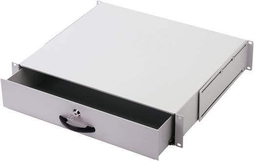 19 Zoll Netzwerkschrank-Schublade 2 HE Digitus DN-19 KEY-2U Grau