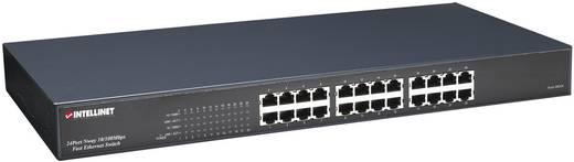 19 Zoll Netzwerk-Switch RJ45 Intellinet 520416 24 Port 100 MBit/s