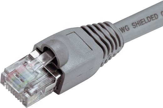 RJ45 Netzwerk Anschlusskabel CAT 5e U/UTP 5 m Grau mit Rastnasenschutz Belkin