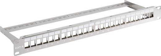 24 Port Netzwerk-Patchpanel EFB Elektronik Unbestückt 1 HE