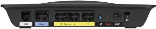 Linksys X1000 WLAN Router mit Modem Integriertes Modem: ADSL, ADSL2+ 2.4 GHz 300 MBit/s