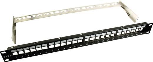 24 Port Netzwerk-Patchpanel EFB Elektronik 37580.1 Unbestückt 1 HE