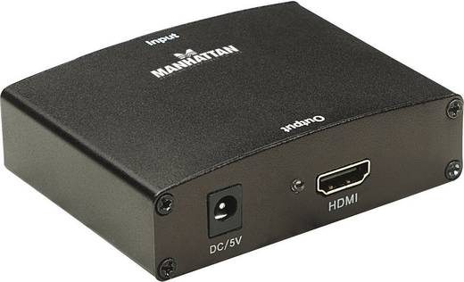AV Konverter [VGA, Cinch - HDMI] Manhattan