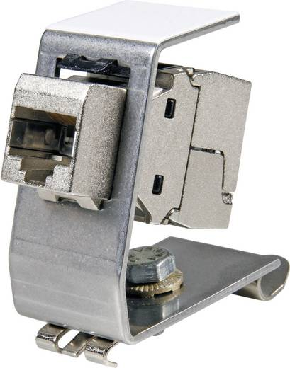 Netzwerkdose Hutschiene CAT 6A EFB Elektronik Metall