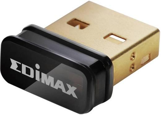 WLAN Stick USB 2.0 150 MBit/s EDIMAX EW-7811UN (ook geschikt voor Raspberry Pi)