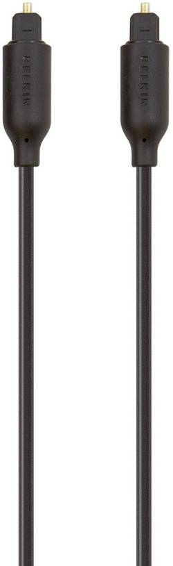 Toslink digitální audio kabel Belkin F3Y093bf5M, 5 m, černá