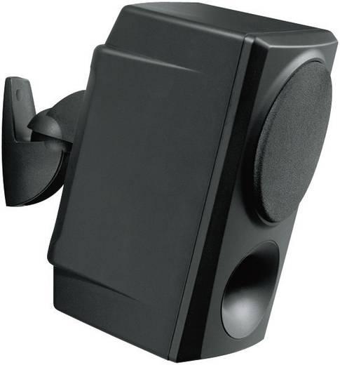 Lautsprecher-Wandhalterung Neigbar, Schwenkbar Wandabstand (max.): 3 cm 1 Paar Vogel´s VLB 500 Schwarz