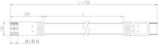 HDMI Anschlusskabel [1x HDMI-Stecker - 1x HDMI-Stecker] 2 m Schwarz SpeaKa Professional