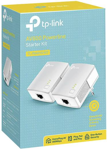 Powerline Starter Kit 500 MBit/s TP-LINK TL-PA4010KIT